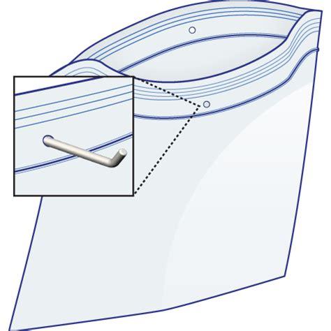 Vakum Bag Transparant Large Size High Quality Vacuum Bag 70 X 100 Cm shop 2 mil clear reclosable bags with hang royalbag