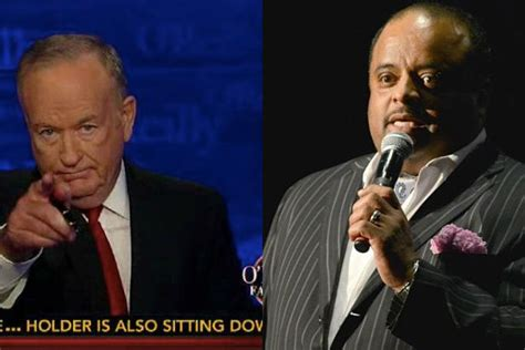 bill o reilly says the blacklivesmatter movement is tv one s roland martin tells bill o reilly to shut the