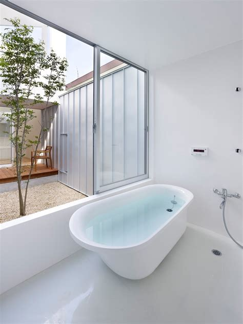 special bathtubs gallery of complex house tomohiro hata 10