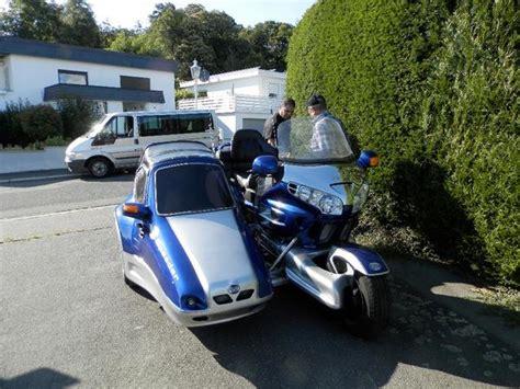 Motorrad Gespann F R Hunde by Goldwing Gespann In Geisenheim Gespanne Seitenwagen