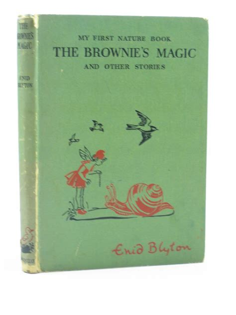 the brownies and other tales books my second nature book the spell that went wrong and