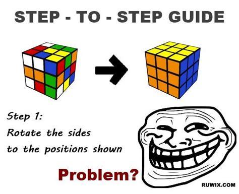 cube meme rubik s cube images memes trolls