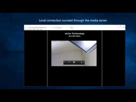 live view ip how to set up an eline ip security for live view on