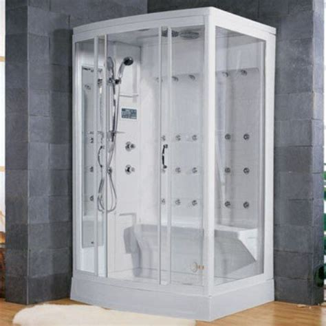 shower bath unit the exciting features of the steam shower units bath decors