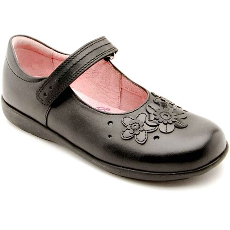 school shoes for startrite fleur school shoes flower trim charles clinkard