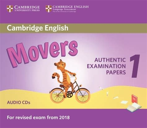 descargar pdf cambridge english movers 1 for revised exam from 2018 students book authentic examination papers cambridge young learners engli libro cambridge english movers 1 for revised exam from 2018 students book authentic examination papers