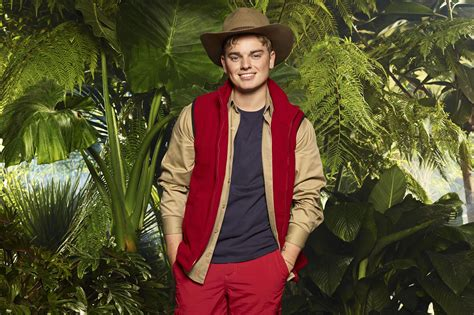 celebrity jungle 2017 whos going in i m a celebrity 2017 cast who is jack maynard and why did