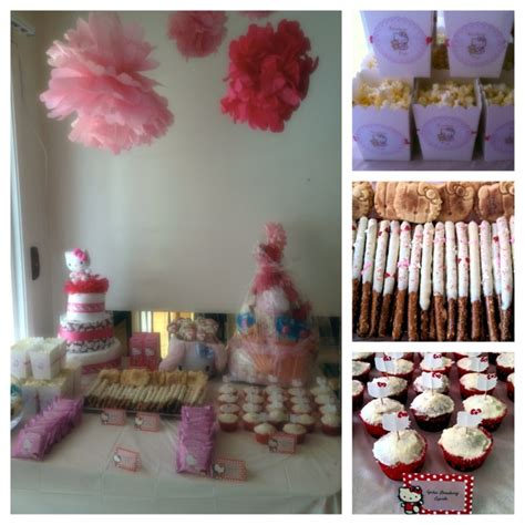 Kitten Themed Baby Shower by Hello Themed Baby Shower Is The Look Im Going For