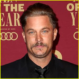 travis fimmel photos, news and videos | just jared