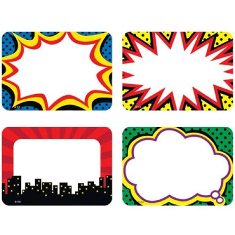 Label Book Avenger name tags labels boom pow wow check out our selection of classroom