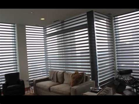 window coverings chicago douglas pirouette shades by skyline window