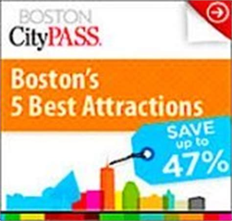 boston boat show discount tickets best boston sightseeing tours