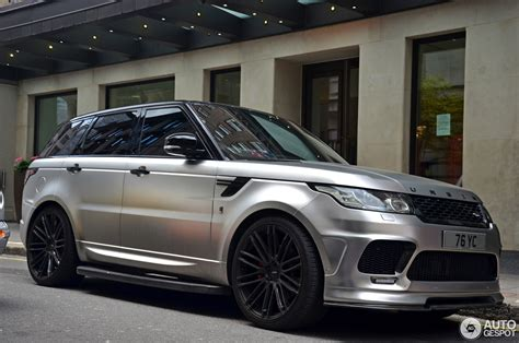 land rover range rover 2016 black land rover urban range rover sport rrs 1 august 2016