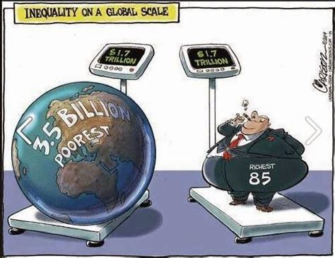 is doing something about inequality a choice between bash