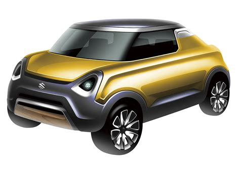 Suzuki Unveils The Mighty Deck Concept Ahead Of Its
