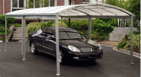 Galvanized Carport china galvanized carport jsn series china steel carport carports