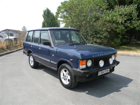 auto repair manual online 1988 land rover range rover parental controls service manual how to replace 1988 land rover range rover outside door handle service manual