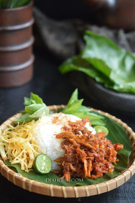 diah didis kitchen nasi balap khas lombok