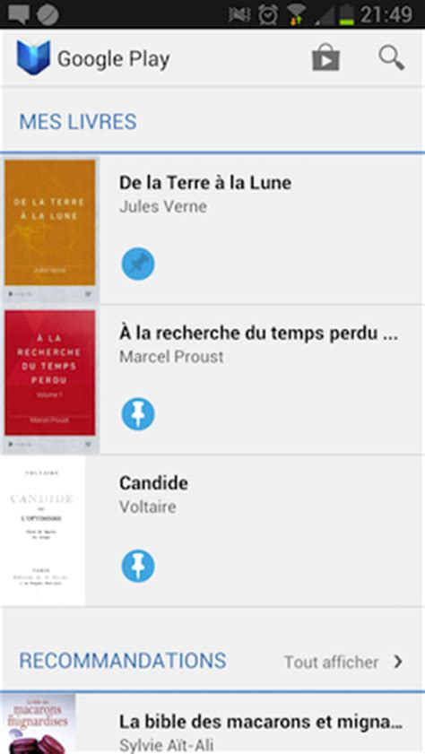format epub sur android mettre un ebook sur android