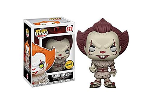 Funko Pop It Pennywise With Teeth Exclusive 473 kamisco it pennywise funko pop toys