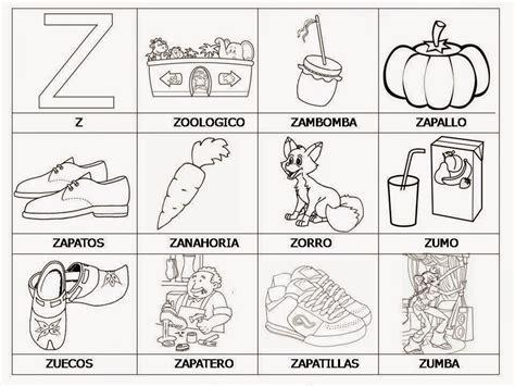imagenes de palabras que empiecen con la letra v 50 palabras con z intermedia y con z al inicial y al final