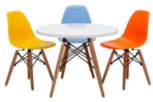 Childrens Tables by Replica Eames Table Retro Childrens Table