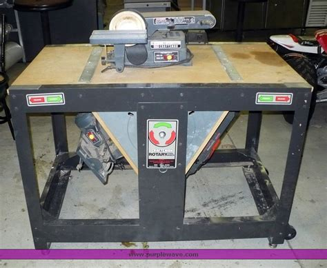 sears tool bench craftsman rotary tool bench google search workshop