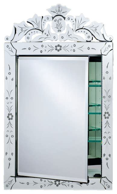 Afina Radiance Traditional Venetian Medicine Cabinets