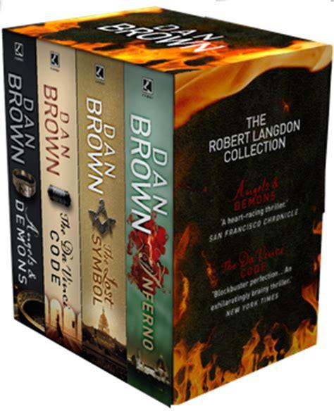 the lost symbol series 3 robert langdon book series