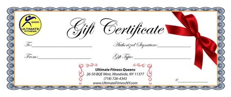 fitness gift certificate template gyms in gyms near me lowering blood pressure