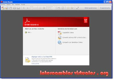 free download full version adobe reader x adobe reader x v10 1 3 espa 241 ol lea y comparta documentos