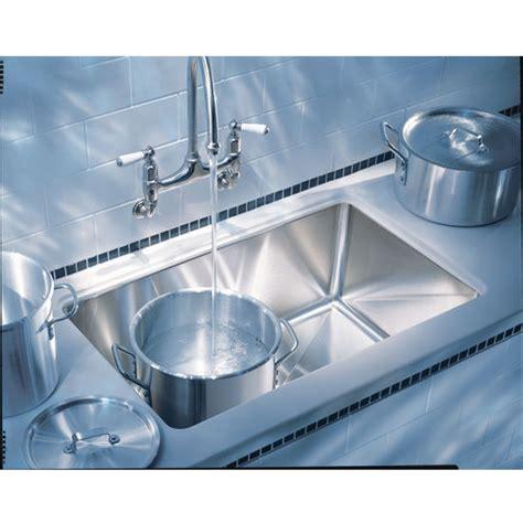Undermount Sink Franke by Franke Professional Stainless Steel Single Bowl Undermount