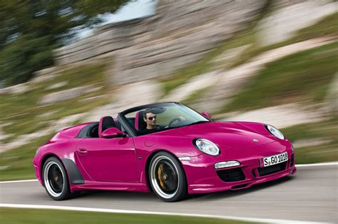 Pink Porsche Car Pictures Images 226 Super Pink Porsche