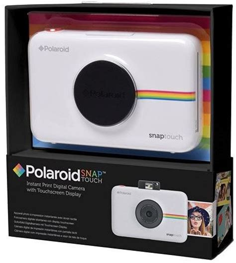 polaroid snap touch instant print digital camera review