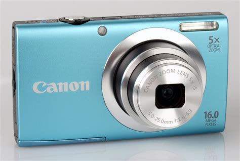 canon digital slr reviews canon powershot a2400 is digital review ephotozine
