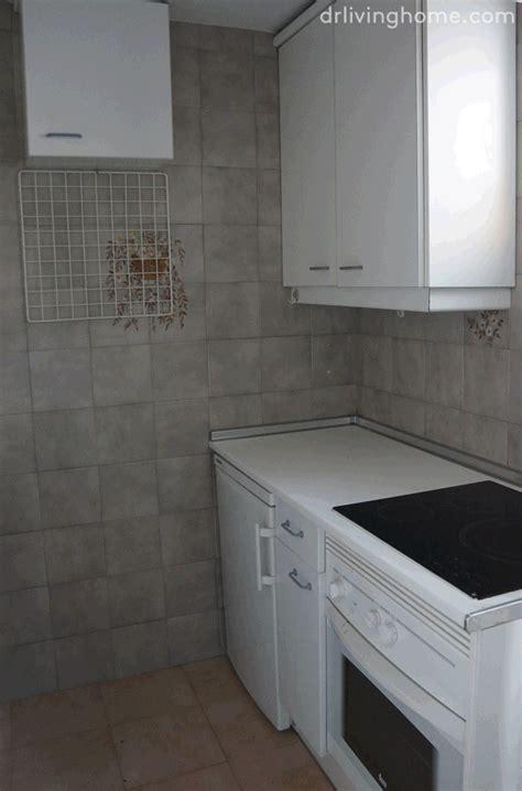 alicatados de cocinas renovar la cocina sin obras iii c 243 mo alicatar sobre