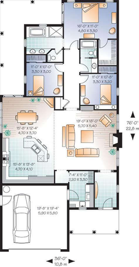 eastbrook 9557 3 bedrooms and 2 5 baths the house