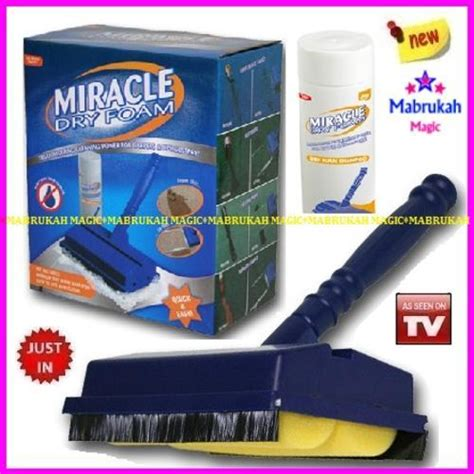 Miracle Foam For Carpet Cleaning Cleaning Supplies 5 On Auction Below Cost Start