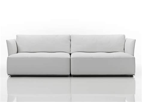 New York Leather Sofa Contemporary Leather Sofas