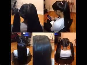 vixen sew in hairstyles video gallery