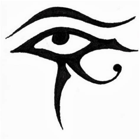 15 anubis eye tattoo designs and images