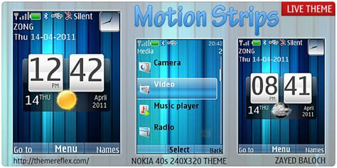 nokia c2 01 islamic themes motion strips live theme for nokia x2 c2 01 themereflex