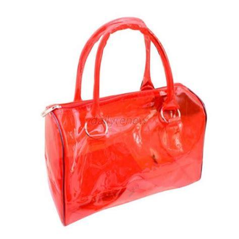 Sweety Jelly Bag fashion sweet handbag jelly transparent bag
