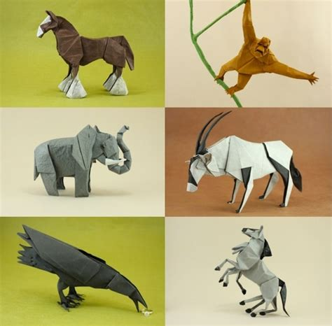Origami Zoo Animals - 78 best ideas about origami animals on origami