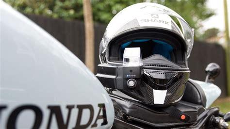 Motorradhelm Mit Head Up Display by Leben Mit Der Nuviz Head Up Display F 252 R Motorradhelme