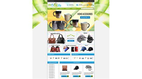 nrngoods template ebay store zeinebay