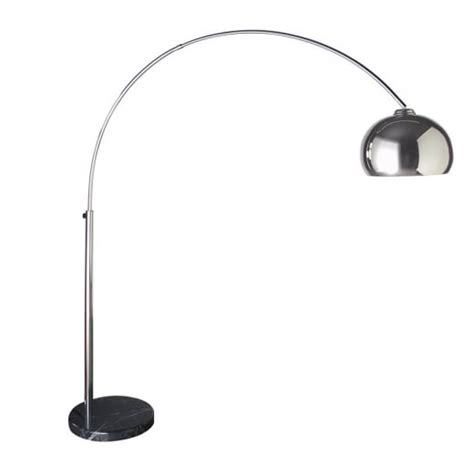 lamps modern chrome floor lamp