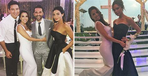 Longoria Gets Personal About Wedding by The Most Iconic Wedding Photos Page 54 Of 80