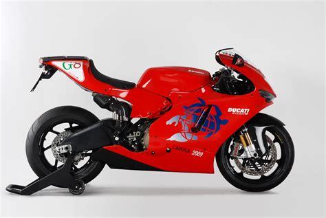 Motorrad Weltmeisterschaft 50ccm by Pressetext Ducati Versteigert Eine Desmosedici Rr Zu