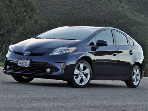 Toyota Prius 2015 Models 2015 Toyota Prius Test Drive Review Cargurus